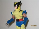 Wolverine with gloves this time! LOL!