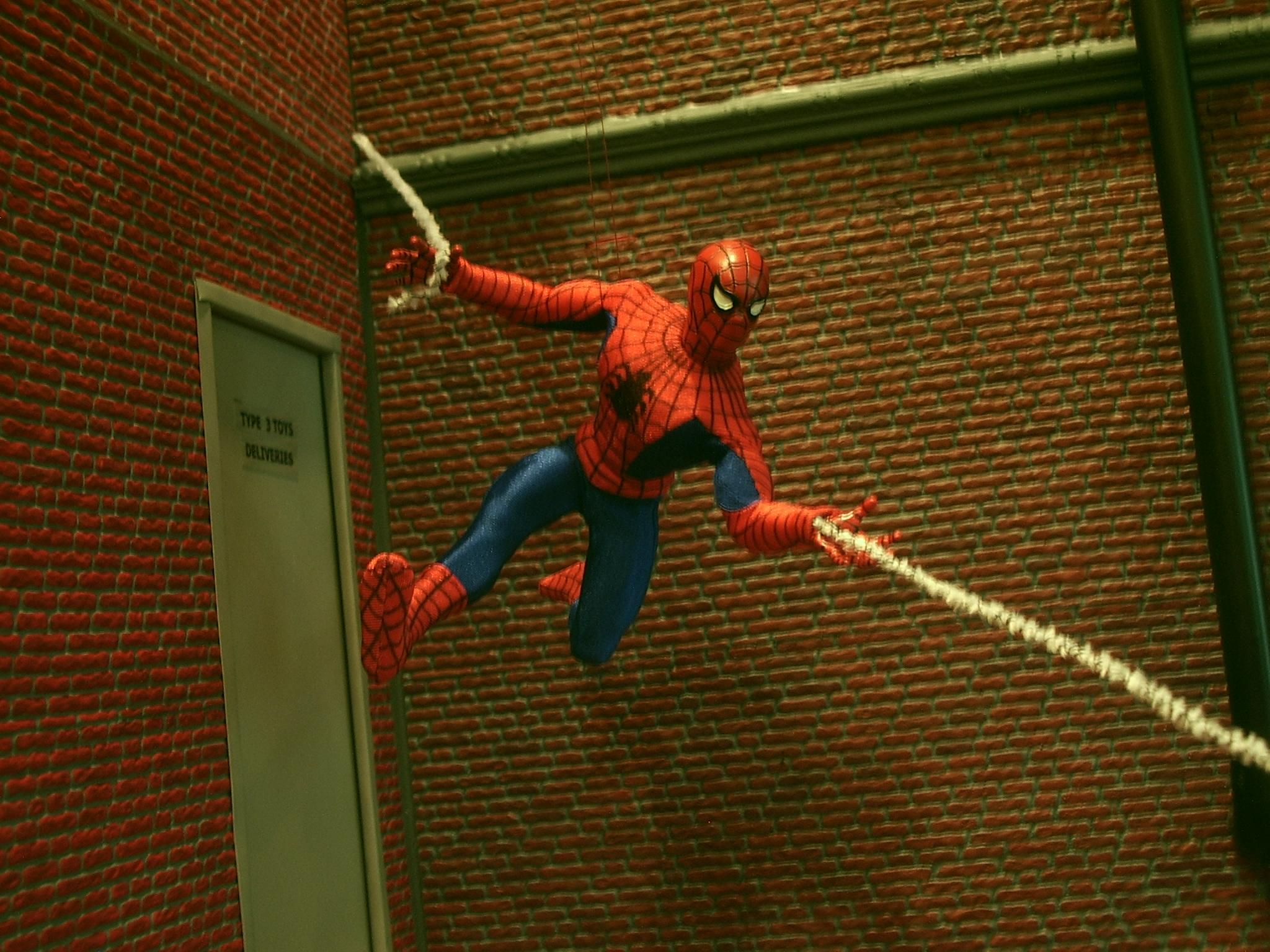 t3t romita spider-man 002